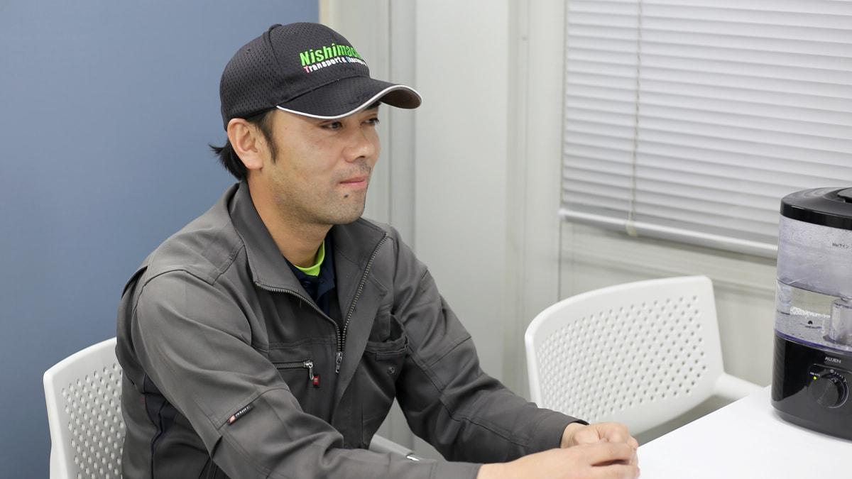 インタビュー T.Mさん